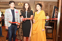 Sania Mirza inaugurates The Label Bazaar  0013.jpg