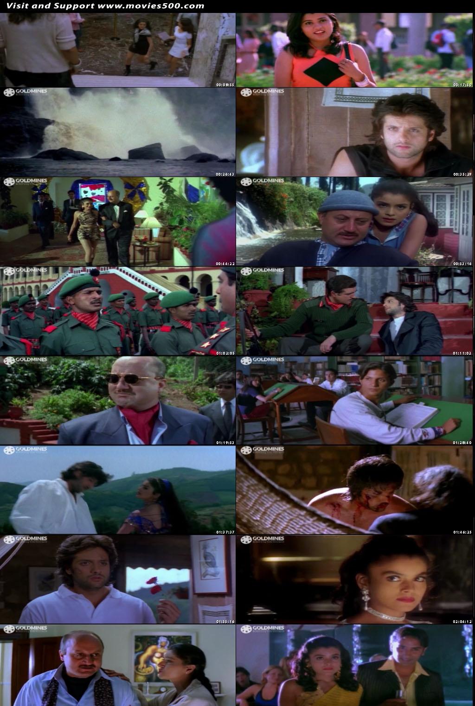Prem Aggan 1998 Full 300MB Bollywood Download at movies500.com