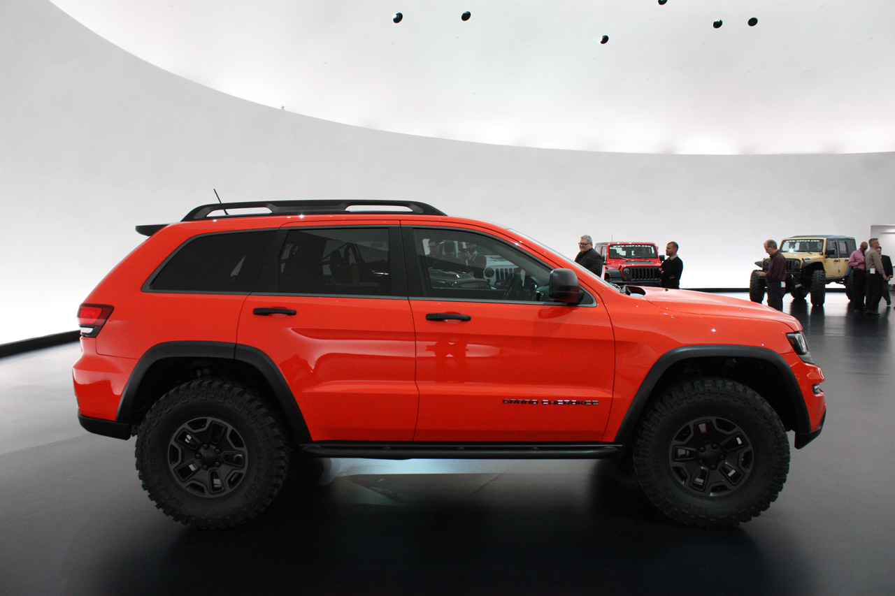 Automotiveblogz Jeep Grand Cherokee Trailhawk II