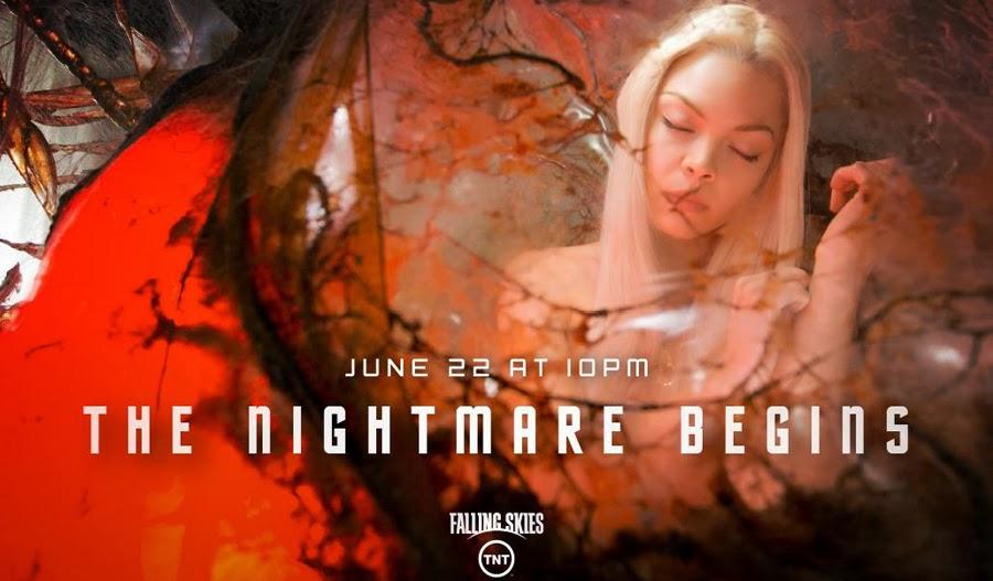 Serialul Falling skies va reveni pe TNT pentru un al patrulea sezon în 22 Iunie.