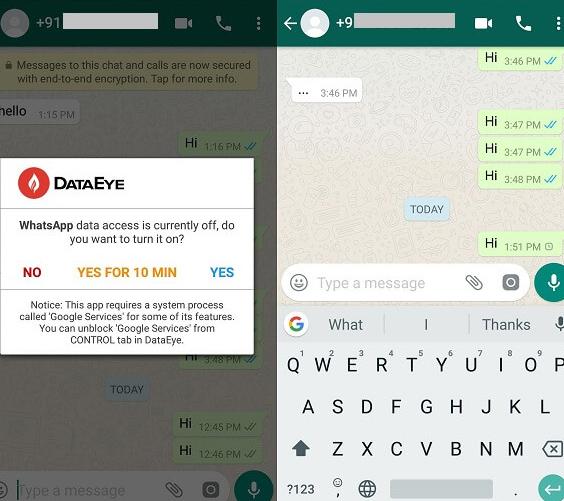 Begini Nih Cara Memblokir Data Seluler / WiFi Untuk Aplikasi Tertentu di Android 7