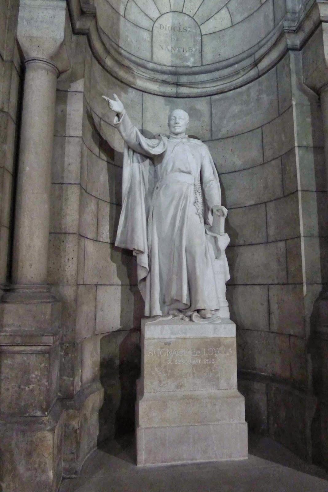 Sacre Coeur Crypt St Ignatius