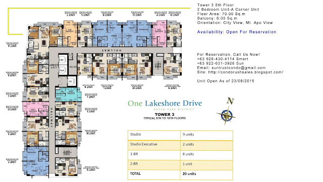 One Lakeshore Drive Tower 3