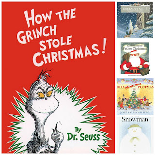 5 Classic Children's Christmas Books