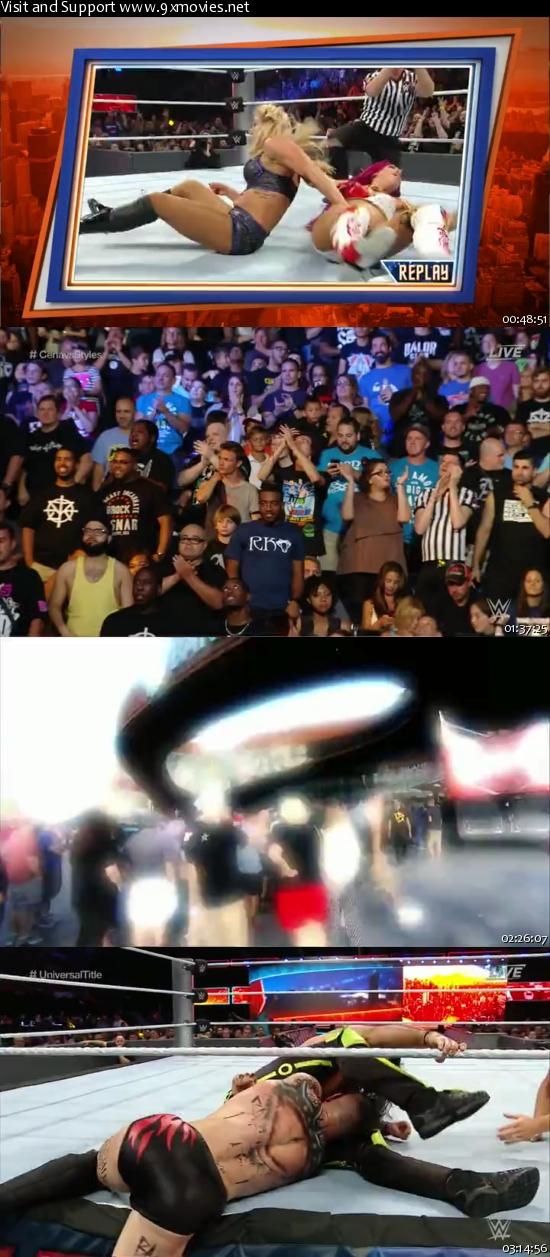 WWE SummerSlam 2016 PPV WEBRip 480p
