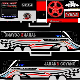 Download Livery Bus Jaran Goyang