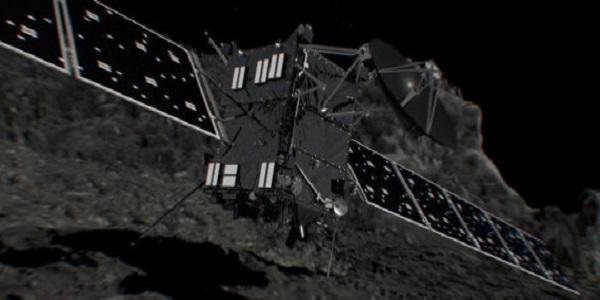 Αποστολή εξετελέσθη: Το ταξίδι του διαστημοπλοίου Rosetta τελείωσε με πρόσκρουση στον κομήτη