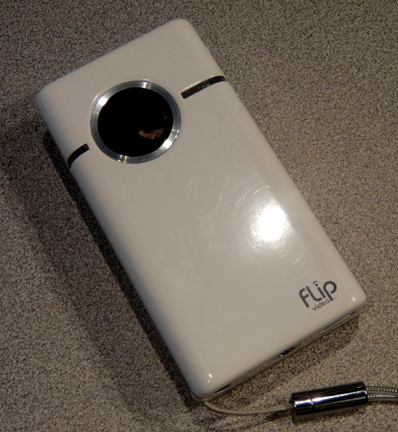 Product Review- Flip Video Camera