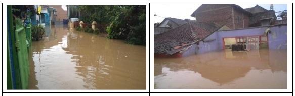 10 Kemacatan Kabupaten Bandung Masih Dilanda Banjir, Ribuan KK Mengungsi