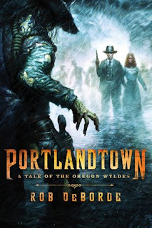 Interview with Rob DeBorde, author of Portlandtown - October 18, 2012