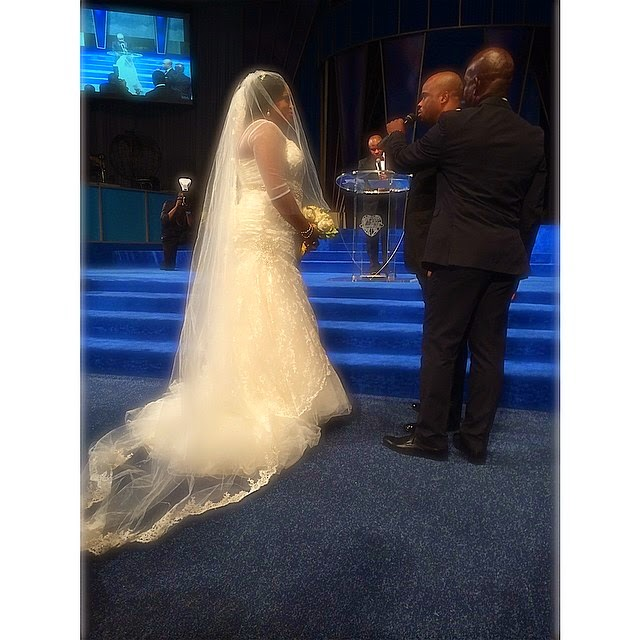The Glamor,Love And Vows: Gospel Singer Sinach White Wedding To