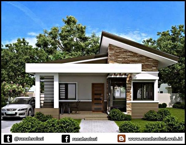 Gambar Model Rumah Minimalis Sederhana tapi Mewah