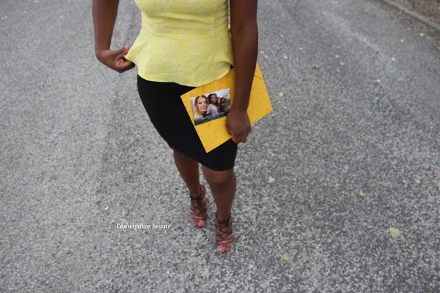 working girl, femme active, femme d'affaires,  jupe crayon, top peplum, femme d'affaires, être femme, cosmopolite beauté, patty hair