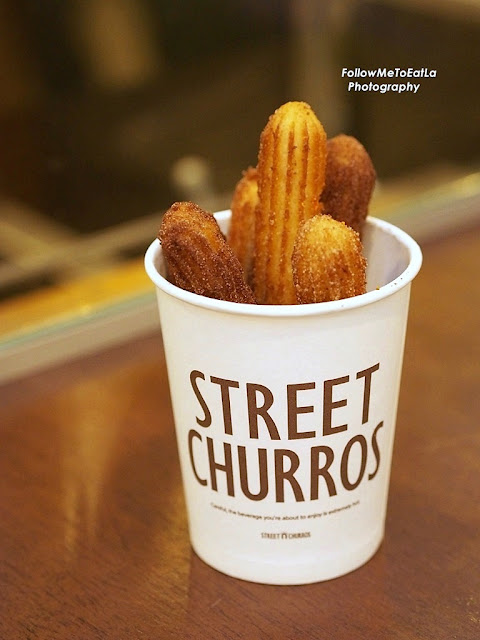 Stick Churros Chocolate + Cinnamon RM 9.90