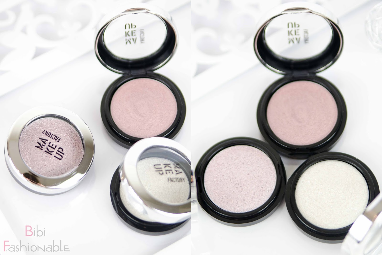 Make Up Factory Dark Elegance of a Swan Luxury Glitter Cream