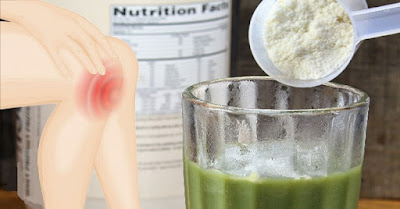 Take 1 Tbsp Of This Every Morning To Help Fight Joint Pain And Heal Your Knees