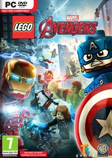 LEGO Marvels Avengers + DLC's - PC (Download Completo em Torrent)