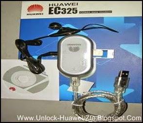 setup huawei ec325