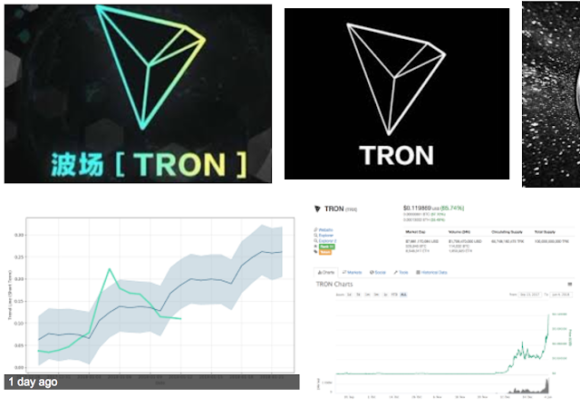 What's TRON (TRX) going be worth in a year? TRON Prediction 2018