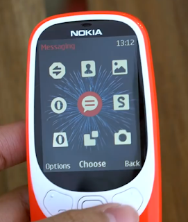 Nokia 3310 New 2017 Message