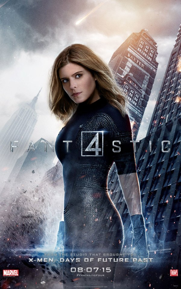 Poster 4: Fantastic Four 2