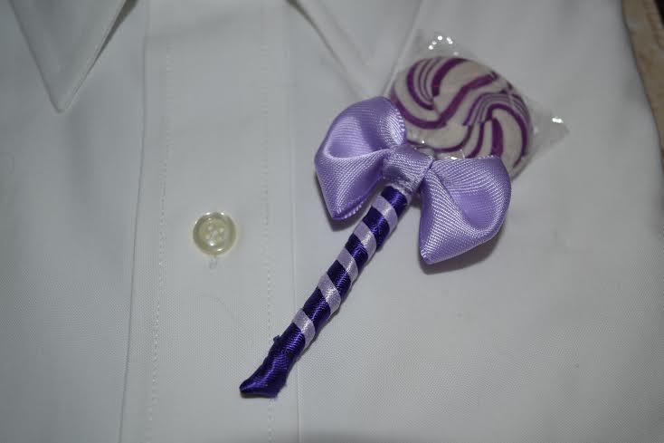 Lollipop-Boutineer.