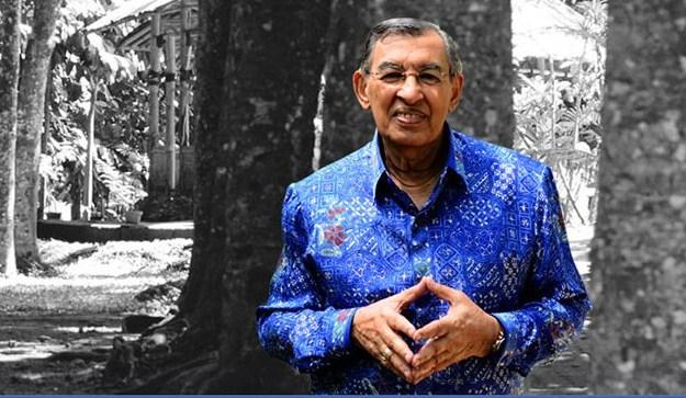 Biodata dan Biografi Lengkap Prof. DR. Quraish Shihab