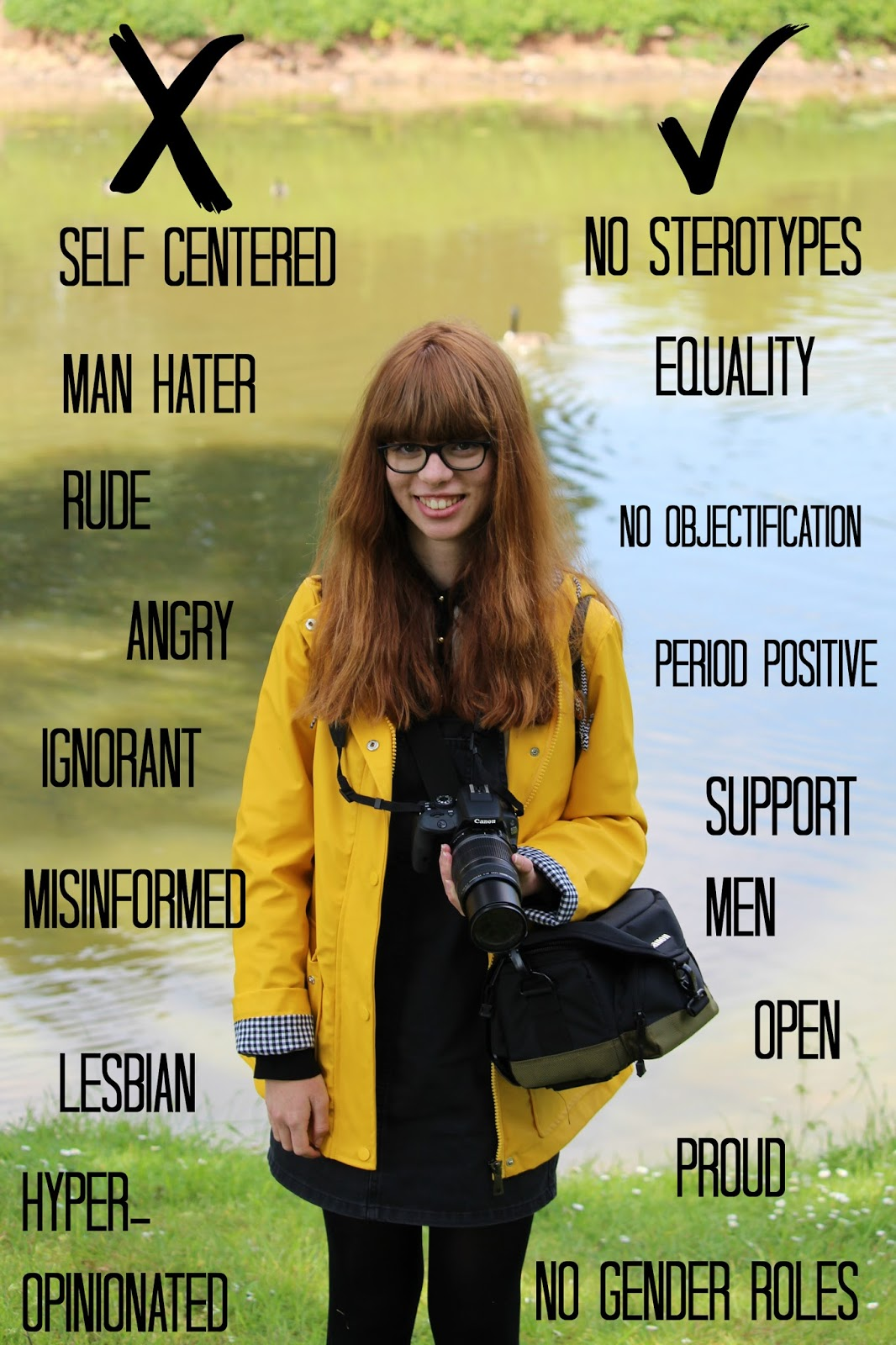 I Am a Feminist But I Am Not a... Buzzfeed bloggers Uk feminism lifestyle