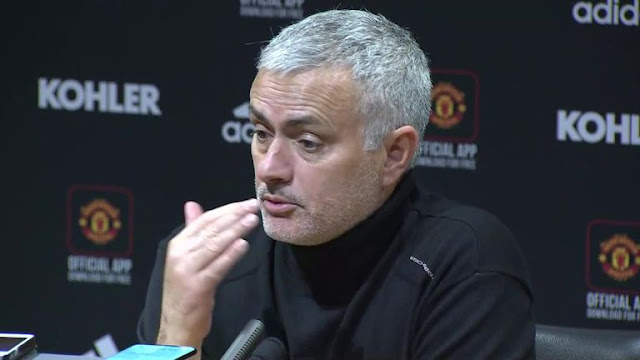 Manchester United Jose Mourinho Post Arsenal Press Conference