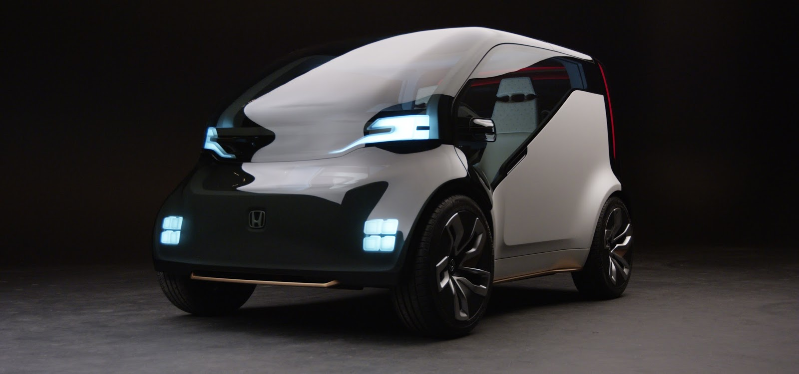 H Honda παρουσίασε το 'Cooperative Mobility Ecosystem' στη CES 2017