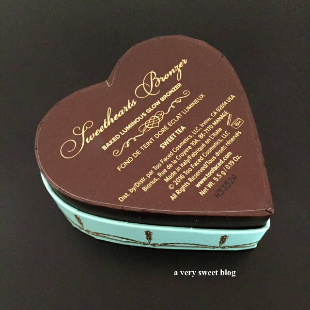 Sweethearts Bronzer by Too Faced #18