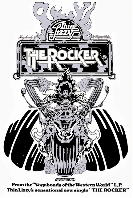 The Rocker by Jim Fitzpatrick