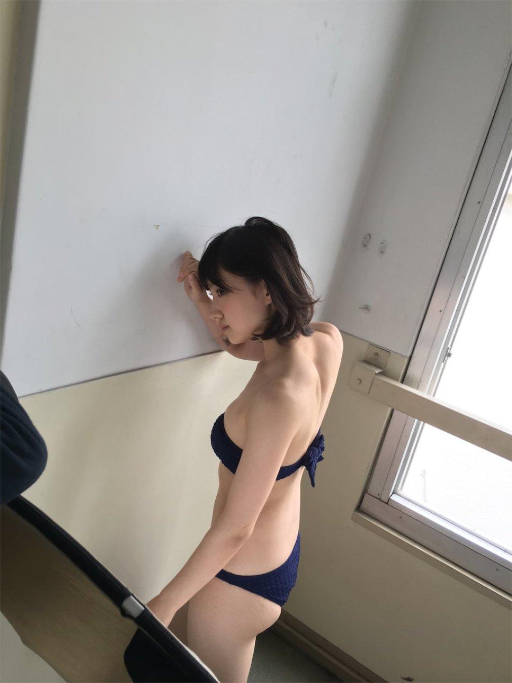 Ota Yuuri 太田夢莉 NMB48, BRODY Magazine 2016.06 Gravure