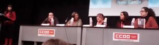 Anabel Botella y Carmen Martínez, Estela LadyMosaico, Patricia Rozalen, Soraya Marín García, Patricia Marín