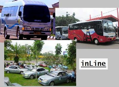 Angkutan Bandara SMB II Palembang