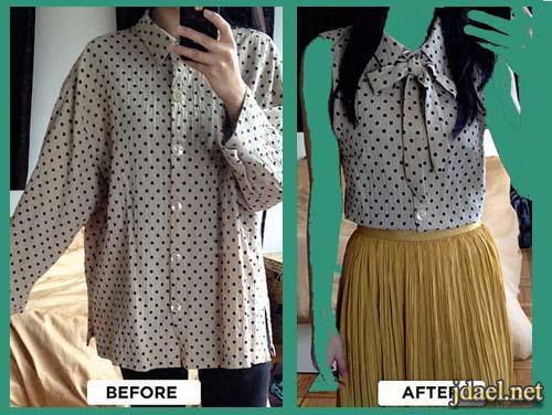 كيفية إستخدام الملابس القديمة بأشكال مختلفة, بالصور15 طريقة لإعادة تدوير الملابس القديمة,