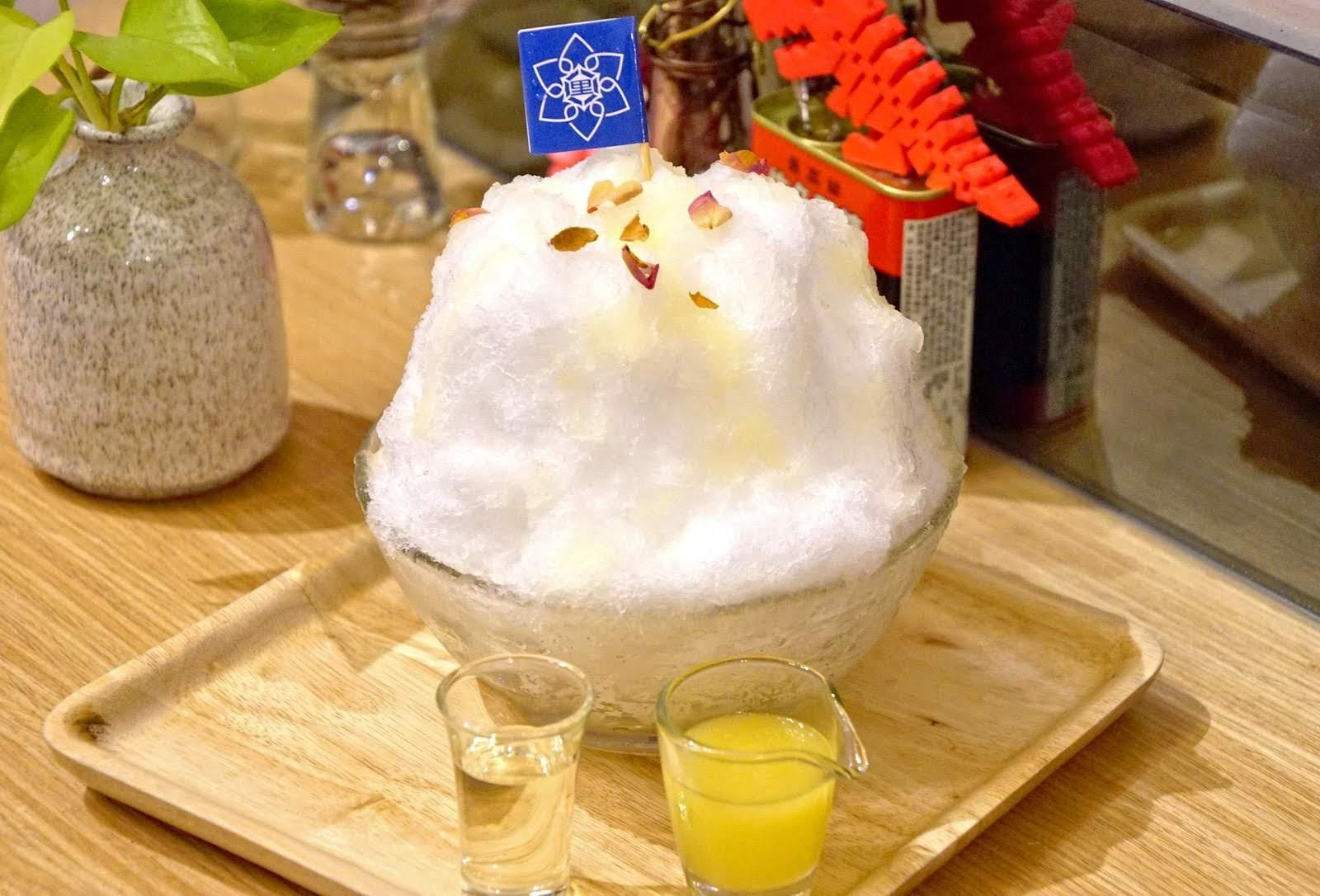 [台南][中西區] 雪之里|源自於對鑽研雪花冰的熱愛|食記