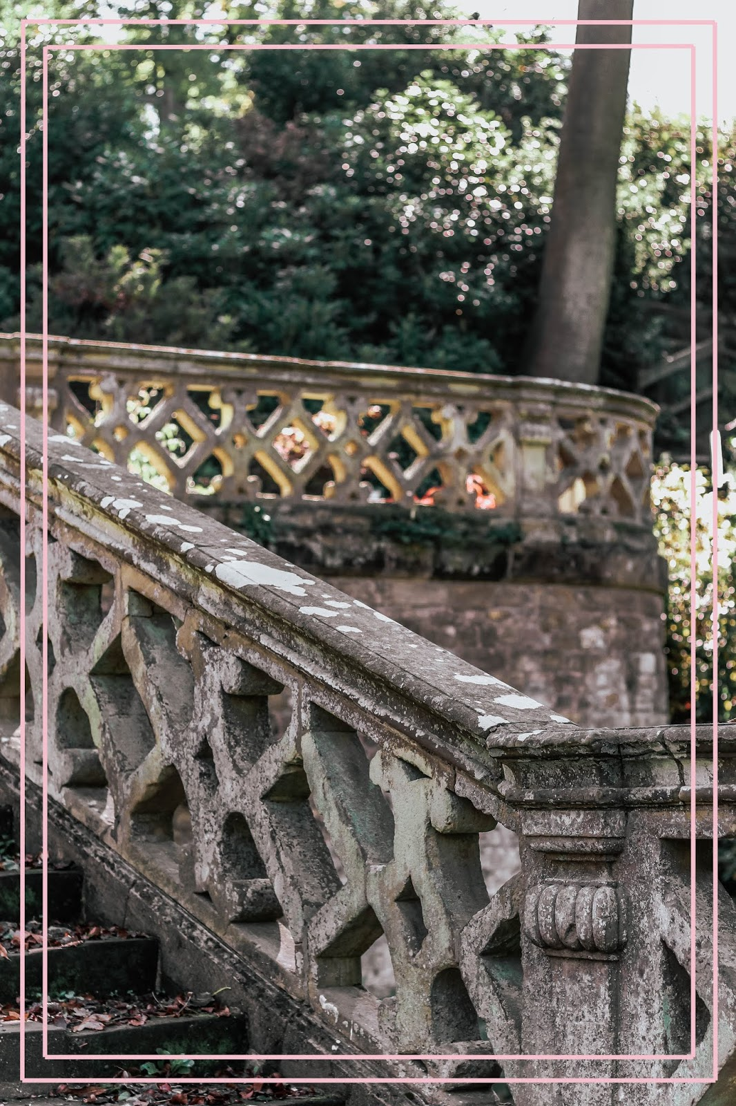 Romeo and Juliet Style Romantic Balcony in the UK
