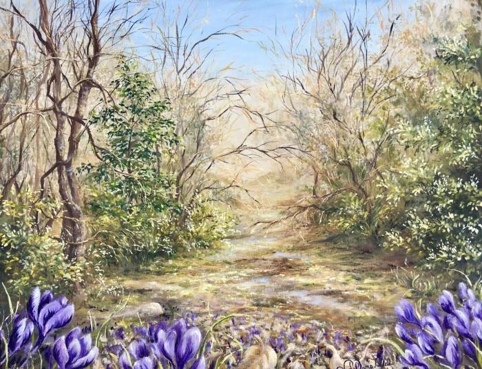 Пейзажи и цветы