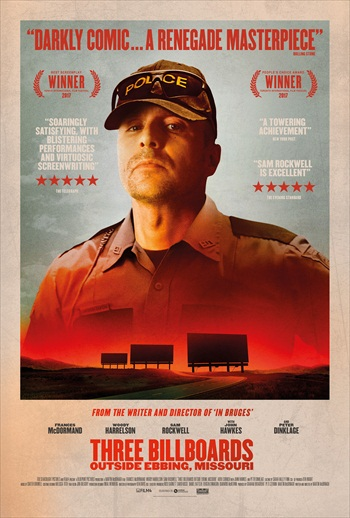 Three Billboards Outside Ebbing Missouri 2017 English 720p WEB-DL 900MB