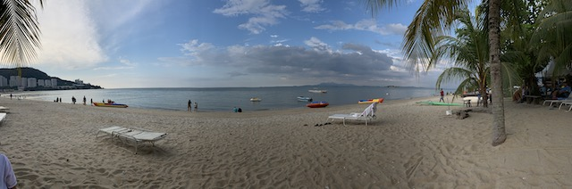 Beautiful Feringghi Beach