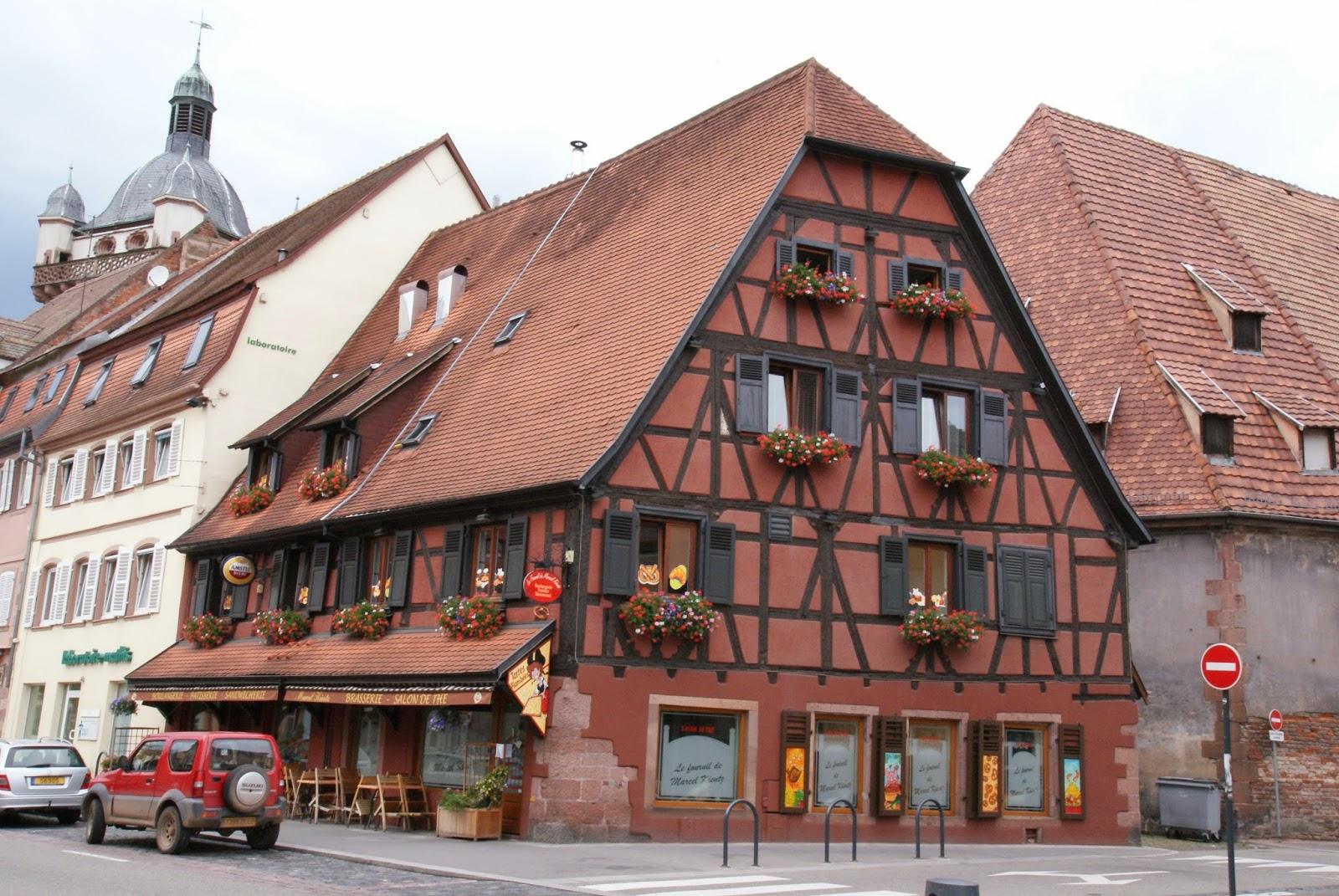 Cosa vedere in Alsazia: i piccoli paesi di Mulhouse e Sélestat