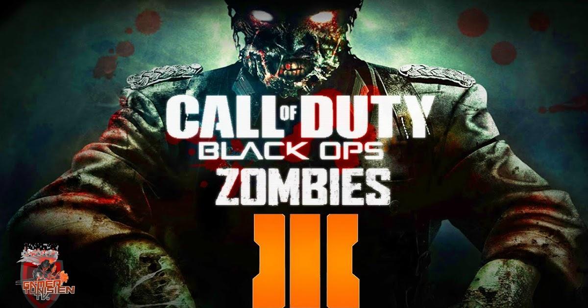 تحميل لعبة call of duty black ops zombies للكمبيوتر
