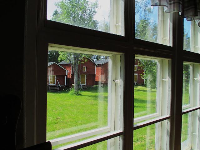 Annalan kotiseutumuseo, Pyhäjoki, irkun kuva, aitat