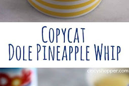 Copycat Dole Pineapple Whip