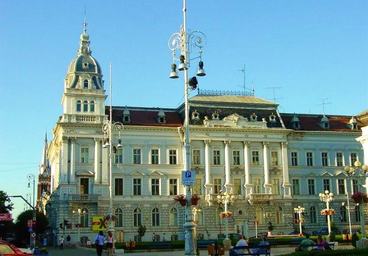 Palatul Cenad Arad