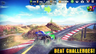 Off The Road Apk + Data Obb