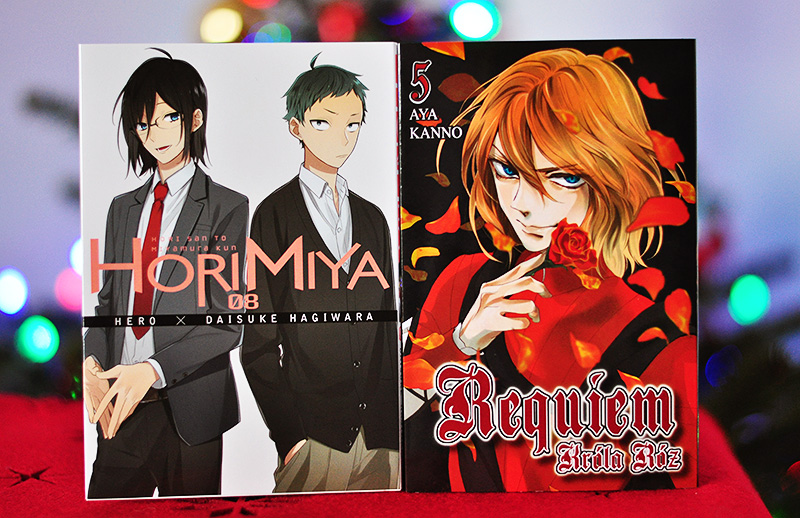Horimiya 8 Requiem of Rose King 5