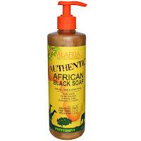 alaffia african black soap
