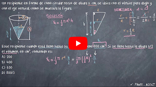 http://video-educativo.blogspot.com/2018/04/un-recipiente-en-forma-de-cono-circular.html